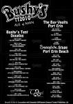 Bushy's TT 2010 Music Lineup